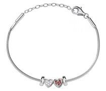 Damen-Charm-Armbänder 925_Sterling_Silber SAFZ178