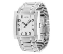 ! Armbanduhr XS Analog Quarz Edelstahl JP100581F07U
