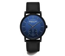 Analog Quarz Uhr mit Leder Armband KC50066004