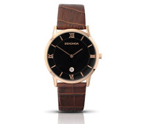 Herren-Armbanduhr Unisex 3207.27 Analog Quarz