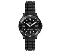 Time Erwachsene Zeitlernuhr Quarz Uhr mit Silikon Armband SO-3297-PQ