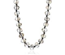 Halskette Party Hematite Grau 100 Cm 675-901