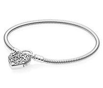 Damen-Kettenarmband 925 Sterlingsilber 597602-17