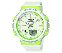 Baby-G Damen-Armbanduhr BGS-100-7A2ER