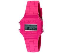 Digital Quarz Uhr mit Silikon Armband SYLSYL201P