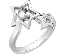 Ringe Edelstahl Kristall '- Ringgröße 57 (18.1) SAKI17016