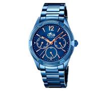 Damen-Armbanduhr Analog Quarz Edelstahl 18248/2
