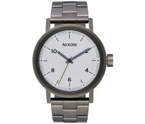 Analog Quarz Uhr mit Edelstahl Armband A1192-2335-00