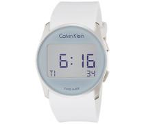 Digital Quarz Uhr mit Gummi Armband K5B23UM6