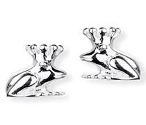 Damen- Ohrstecker Froggy 925 Silber LD FG 22