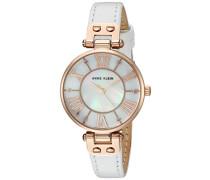 Damen-Armbanduhr AK/2718RGWT