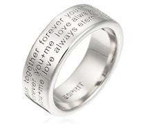 Damen-Ring Message Mania Sterling-Silber 925