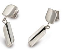 Damen-Ohrhänger Titan mattiert - 05010-01