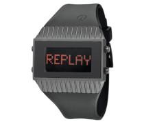 Damen-Armbanduhr Digital Kautschuk RD7102NND