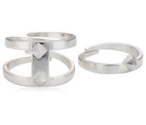 Jewelry Ring Messing Tiny Rivet 1.3 cm 121426004