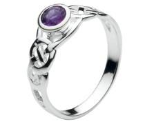Damen-Ring Sterling Silber 12002AMO01