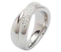 Damen-Ring Glassteine