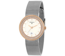 Damen-Armbanduhr Imperiale Analog Quarz Edelstahl