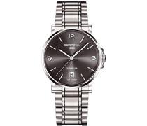 Armbanduhr XL Analog Quarz Titan C017.410.44.087.00