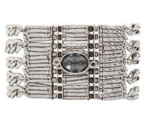 Damen-Manschetten Armbänder Edelstahl E18SBARASI