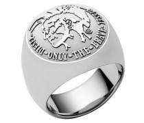 Herren-Ring Edelstahl silber DX0693040-8