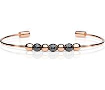 Damen-Manschetten Armband Edelstahl 621-6317-062