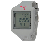 Armbanduhr Slide L Grey Digital Quarz Plastik PU910791008