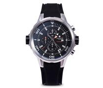 Italy - Herren -Armbanduhr OLA0669S/SS/NR/NR