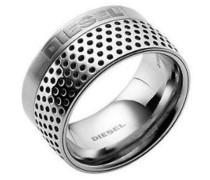 dx0250040 - Stahl Ring - matt und poliert