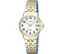 Uhren Armbanduhr XS Klassik Analog Quarz Edelstahl beschichtet PH7222X1