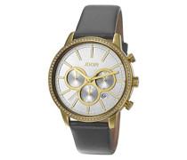 ! Armbanduhr JACKIE Chronograph Quarz Leder JP101712002