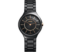 Armbanduhr Analog Quarz Keramik 420.0742.3.015