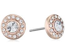 Jewelry Ohrstecker Messing Ohrstecker aus der Serie Classic roségold beschichtet