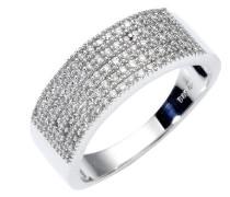 Diamonds by Ellen K. - Damenring 585/- Weißgold 85 Diamanten 0