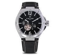 Italy - Herren -Armbanduhr OLA0677L/SS/NR/NR