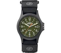 Unisex-Armbanduhr Analog Quarz Textil TW4B00100