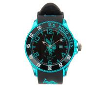 US Polo Association -Armbanduhr Analog Silikon USP4287GR_GR
