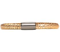 Armband JLo Reptil Edelstahl Leder 20.0 cm - 1001-20