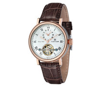 Herren- Armbanduhr Analog Automatik ES-8047-05