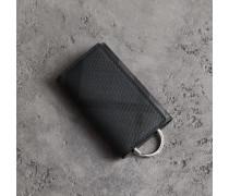 Schlüsseletui aus London Check-Gewebe