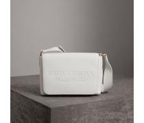 Kleine Messenger-Tasche aus Leder