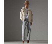 Harrington-Jacke in Neuauflage aus Baumwolle