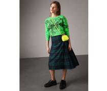 Kilt aus Wolle mit Schottenmuster
