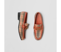 The Link Loafer im Karodesign