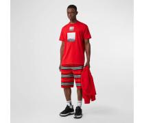 Shorts aus Merinowolle