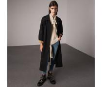 Kurze Skinny-Jeans mit niedriger Leibhöhe