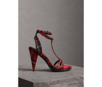 Sandalen aus Wolle