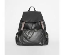 The Extra Large Rucksack aus Nappaleder