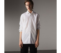 Hemd aus japanischem Baumwollpopelin