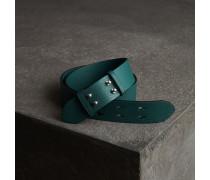 Gürtel aus genarbtem Leder für The Belt Bag